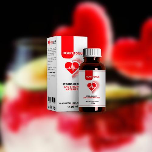 Heart Tonic - Заслужава ли си? (2021 отзиви)