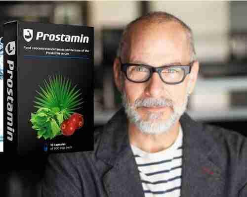 Prostamin капсули - Мнения и Цена